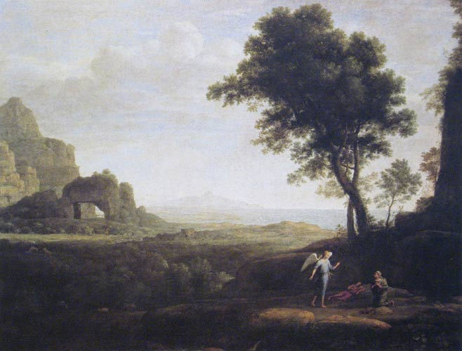 Landscape with Hagar, Ishmael and the Angel_by_Claude Lorrain.jpg